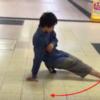 スピンを綺麗に回るための脚の動かし方