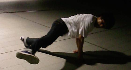 ブレイクダンスの基本 〜フットワーク〜