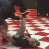 パワームーブは開脚して固めてあげる意識を持って練習しよう!