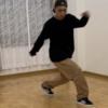 トップロックのやり方とポイントを解説【立ち踊りの基本ステップ】